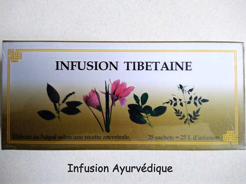 Infusion Ayurvédique Tibétaine