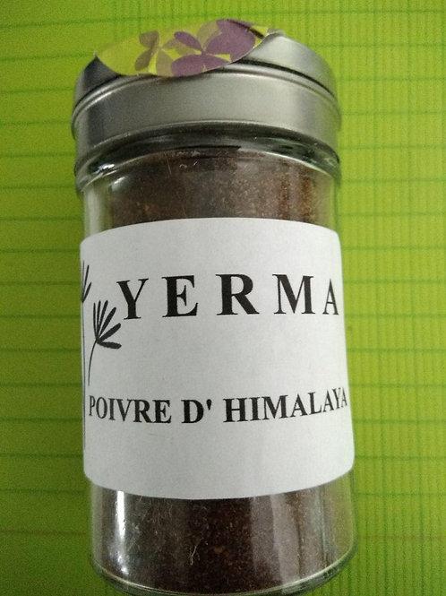 Saupoudreur à poivre YERMA 50g