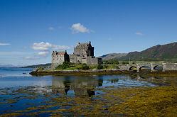 Castillo Escocia