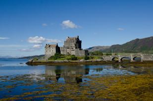 Eilean Donan Castle Kyle of Lochalsh