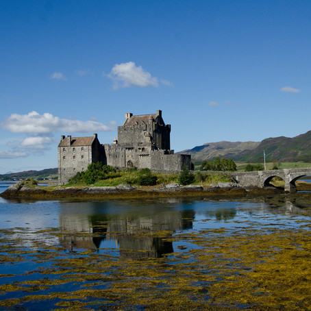 Top Ten Scottish Road Trips