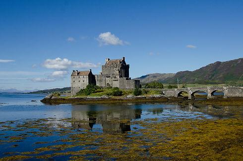 Het kasteel van Schotland
