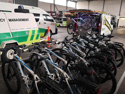 Bike Fleet maintainence