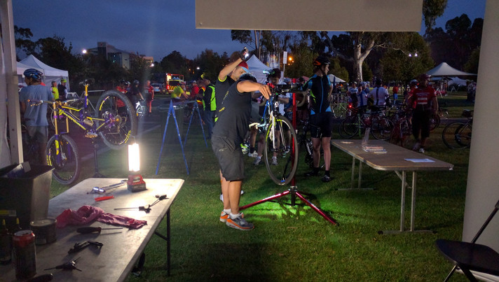 TRWM Supports the MS Melbourne Cycle in 2016
