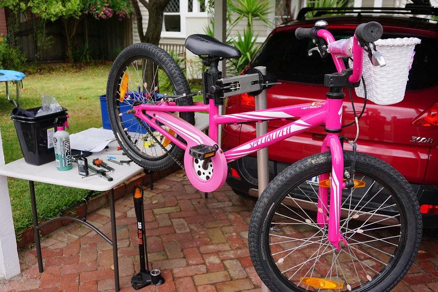 Kids Bike Service (45-60 mins)
