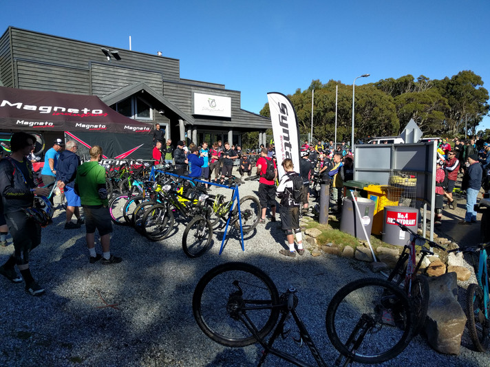 Event Support: Victorian Enduro Tour 2015, Round 3 at Mt Baw Baw