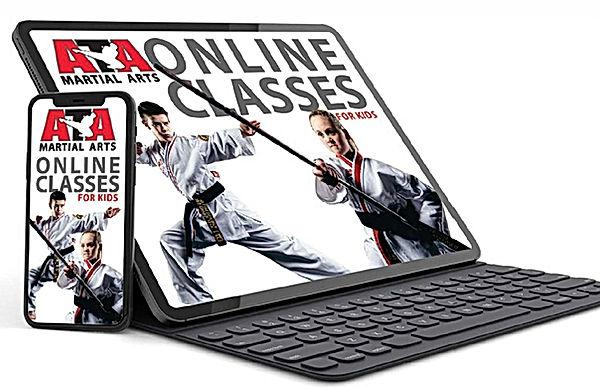 Online Martial Arts