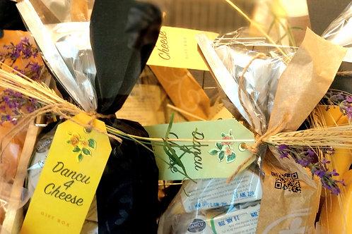 Dancu Cheese Sample