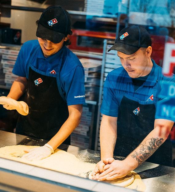 Shift Manager Pizza Maker