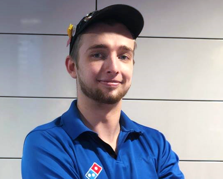 Q&A WITH A DOMINO'S STORE MANAGER – CHARLIE
