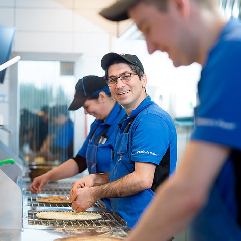 Domino's Store Manager Job