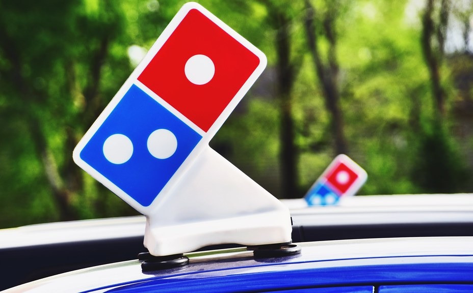 dominos delivery driver job