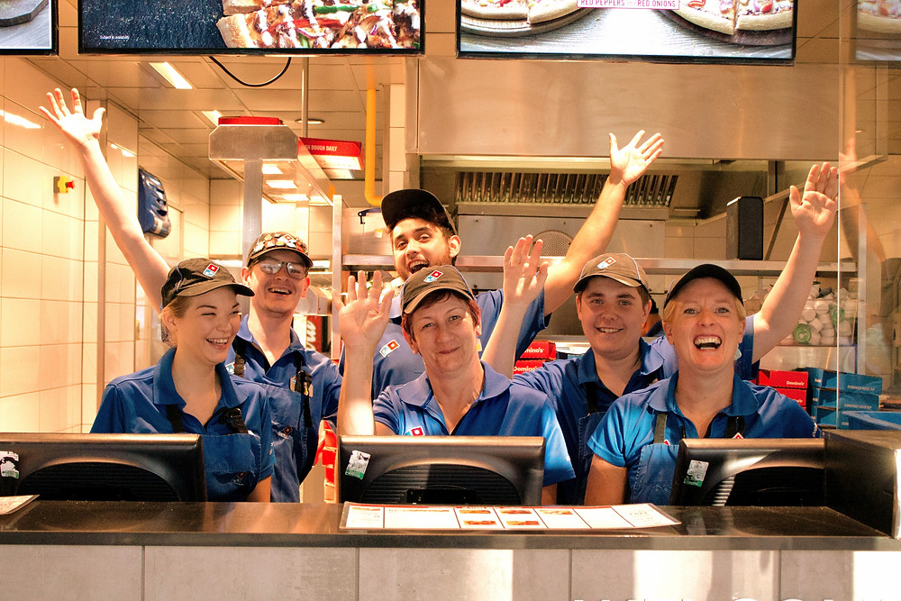 Domino's job apply part time