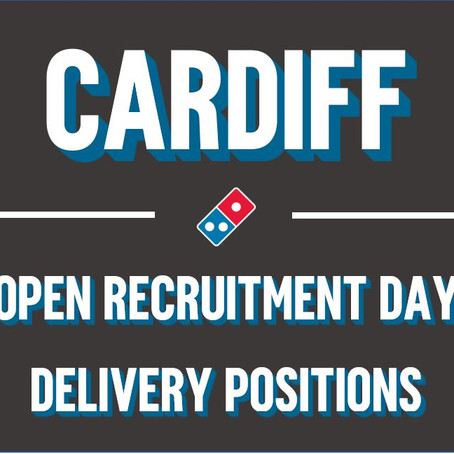 CARDIFF - OPEN RECRUITMENT DAY!