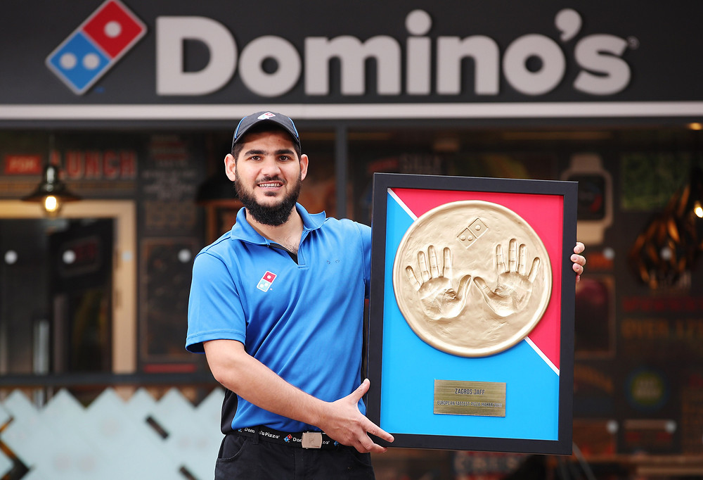 dominos career job