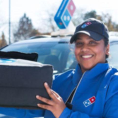 Domino's Pizza Delivery Driver Job