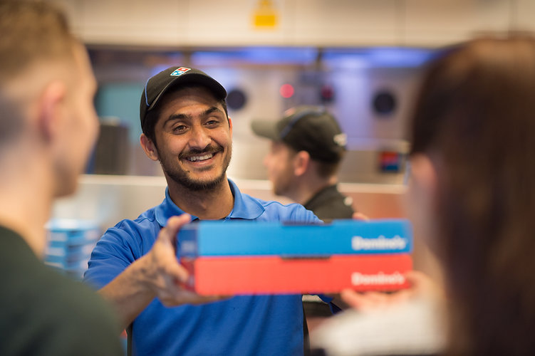 Domino's Shift Manager