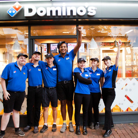 DOMINO'S WINCHESTER-NORTH OPEN RECRUITMENT DAY