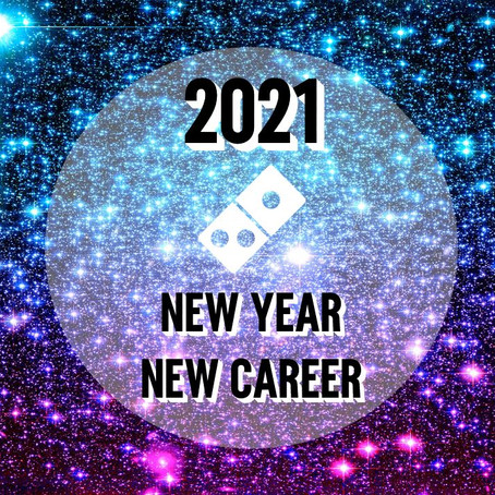 NEW YEAR - NEW CAREER