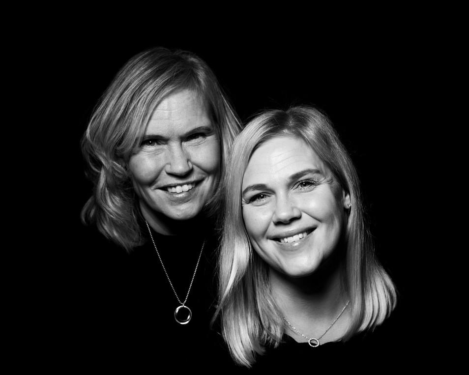 Minea Blomqvist-Kakko, Kirsti Blomqvist