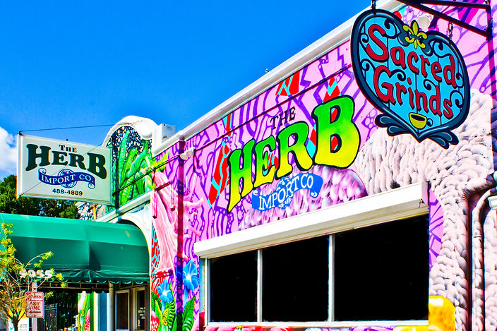 The Herb Import Company | New Orleans, La