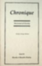 Chronique no 11 cover.png