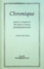 Chronique no 13 cover.png
