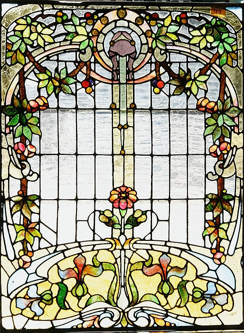 American Stained Glass Window #47