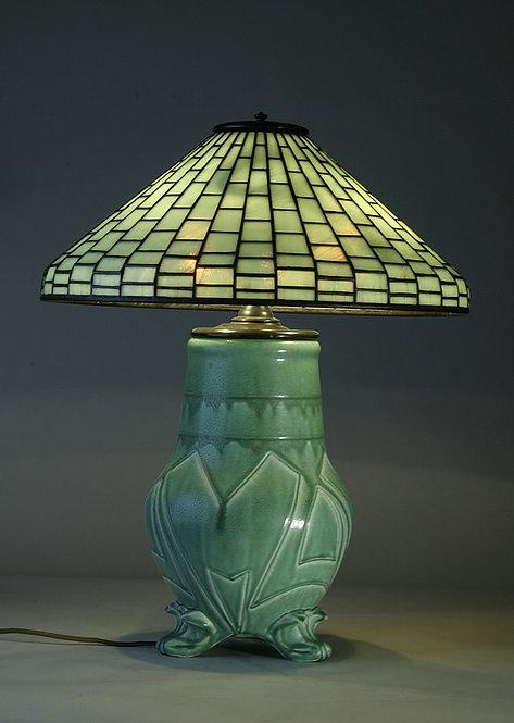 Tiffany Studios – Rookwood Lamp