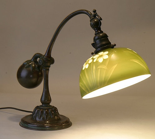 Tiffany Counterbalance Desk Lamp