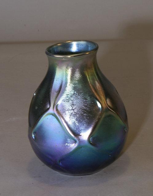Tiffany Blue Vase