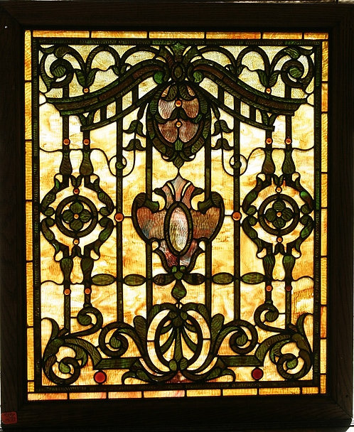 American Stained Glass Window #389