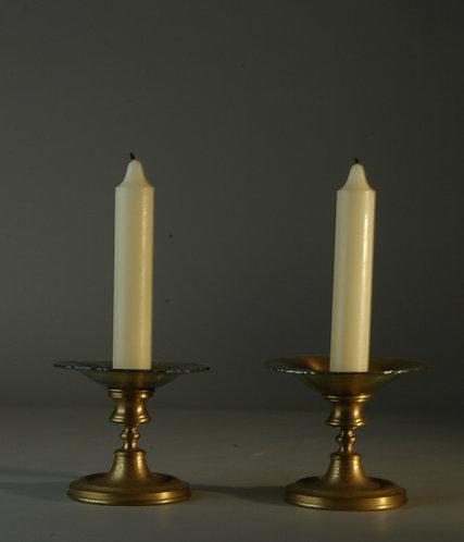 Tiffany Studios Candlesticks