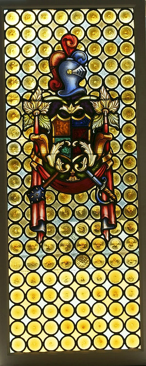 Stained Glass Window #329