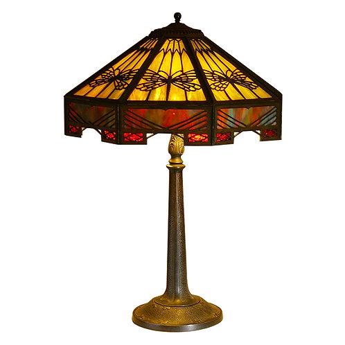 B & H Dragonfly Lamp