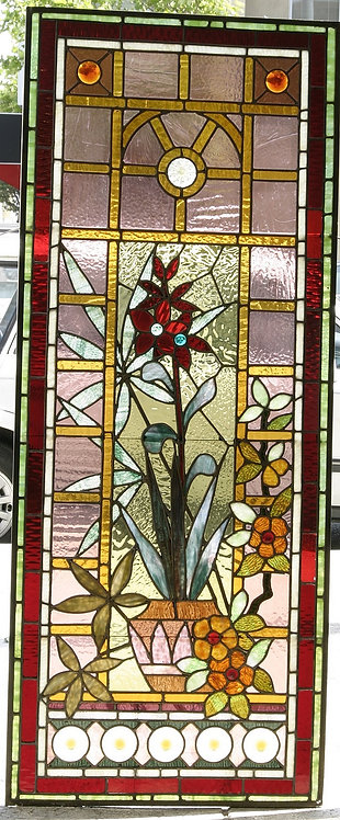 American Stained Glass Window #394