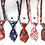 Thumbnail: 3 FOR $10 Small dog/cat Fashion Adjustable Neck Tie multi colour
