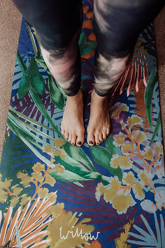 Kew Tropics - Indigo