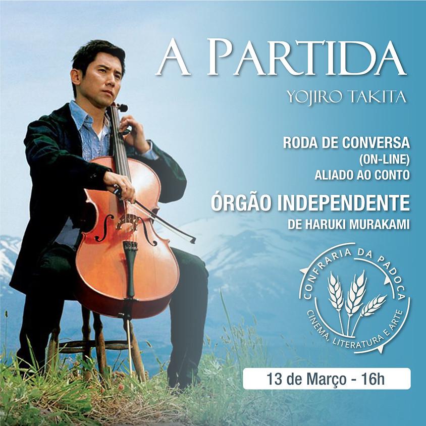 """PRÓXIMO EVENTO 13/03 - """"A Partida"""" aliado ao conto """"Órgão Independente"""""""