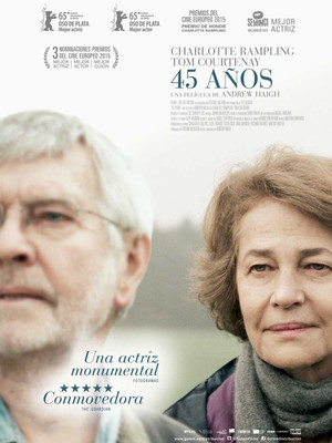 """07/11 - """"45 Anos"""" aliado ao conto """"Allesverloren"""""""