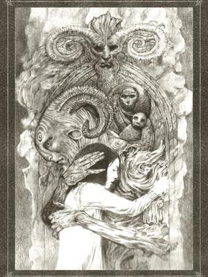 """24/10 -""""O Labirinto do Fauno"""" aliado ao conto """"A Rosa Verde"""""""