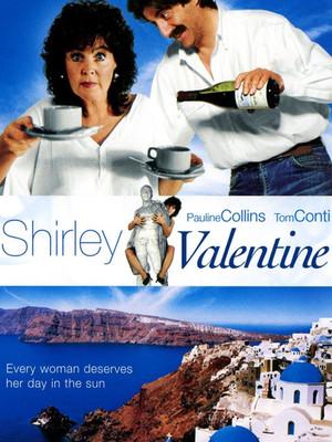 """10/10 -""""Shirley Valentine"""" aliado ao conto """"Boa Noite, Maria"""""""