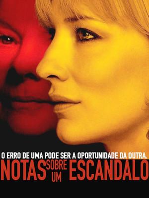 """21/11 - """"Notas sobre um Escândalo"""" aliado ao conto """"Papoulas em Feltro Negro"""""""