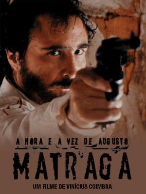 """27/03 - João Guimarães Rosa e Vinícius Coimbra em """"A Hora e a Vez de Augusto Matraga"""""""