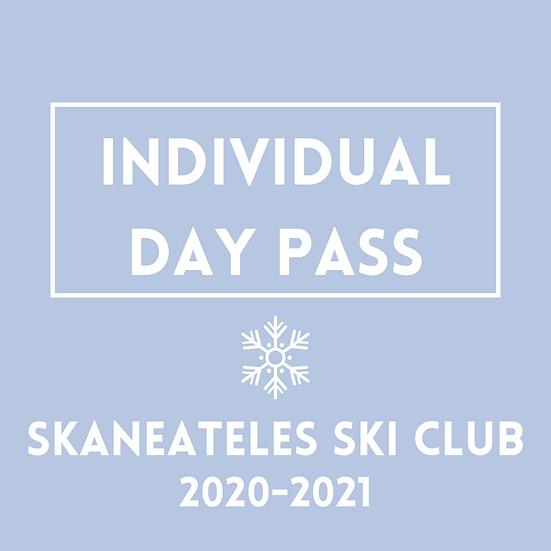 Individual Day Pass