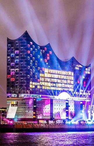 DJ Hamburg Elbphilharmonie Party Hochzeit