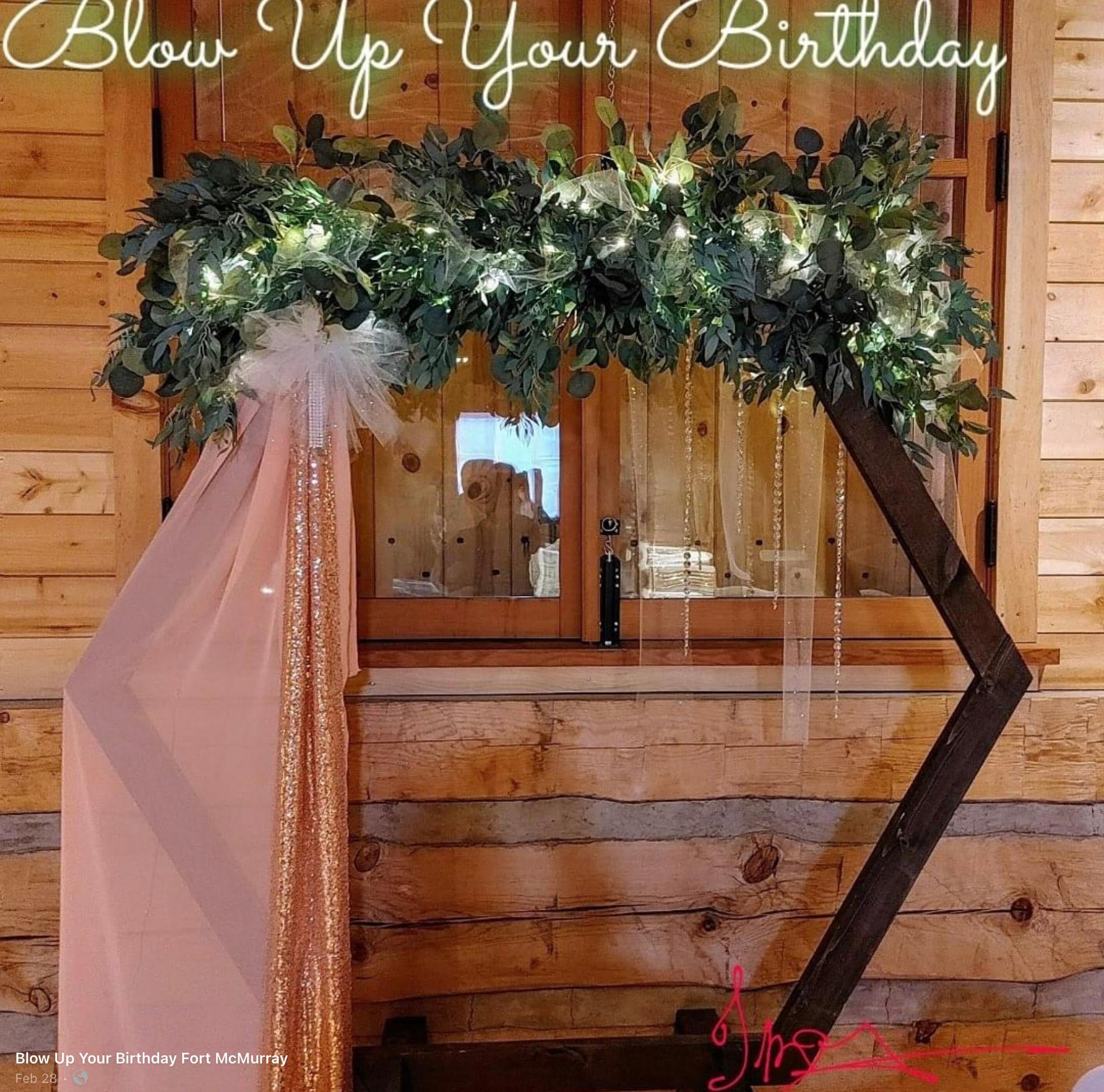 Wedding Arch Rentals