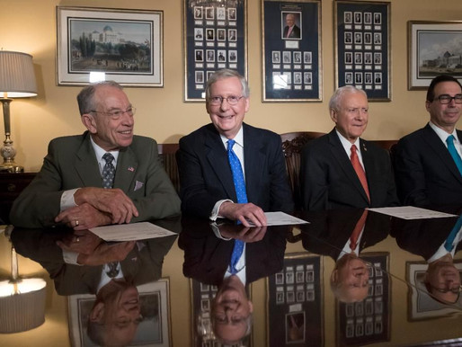 Top Five Ways the Senate Tax Reform Bill Cuts Taxes for Middle Class Families