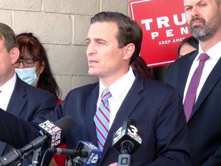 KSNV: Republican Adam Laxalt formally launches campaign for U.S. Senate in Nevada