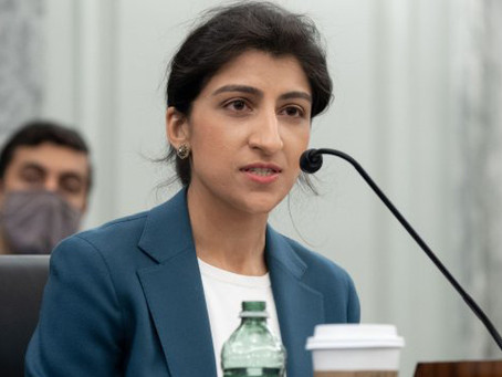 Lina Khan's Hearing Has Us Cautiously Optimistic